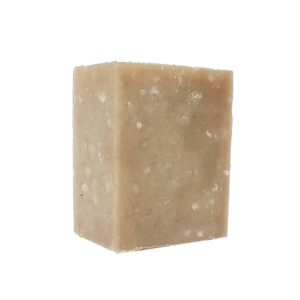 Flow Rhassoul Clay Organic Hair & Body Soap 100g